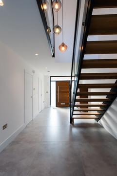UCHI Architecture 9155