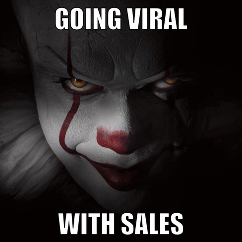 Going Viral With Sales