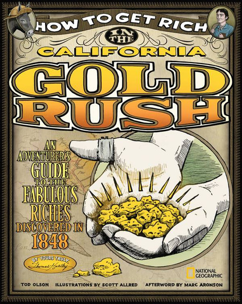 Create Your Own Gold Rush with Sales