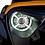 Thumbnail: 9''  LED HEADLIGHT JL SERIES/ BLACK