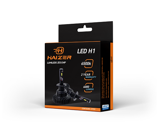 PLATINUM SERIES LED H1