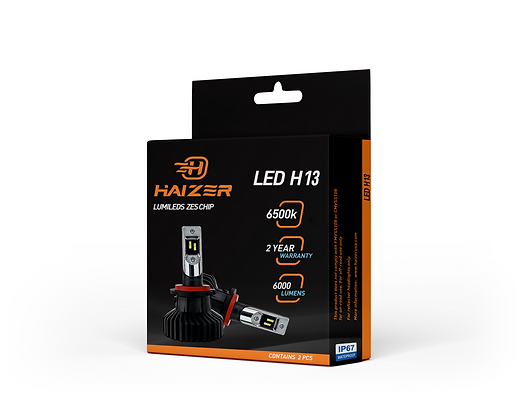PLATINUM SERIES LED H13