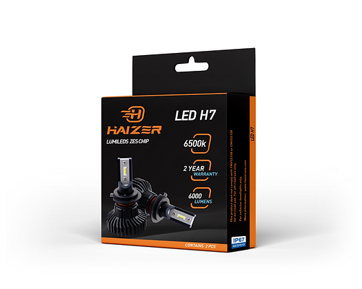 PLATINUM SERIES LED H7