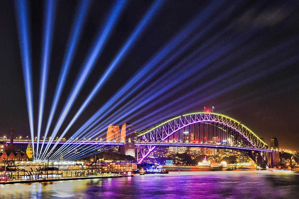 Vivid sydney festival of light and ideas