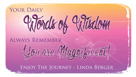 Akashic Record Classes, Akashic Record Consultations, Linda Berger, Akashic Record, Akashic Records, You are Magnificent