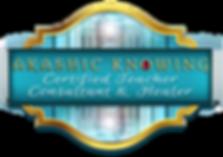 Akashic badge final - Teacher Healer Con