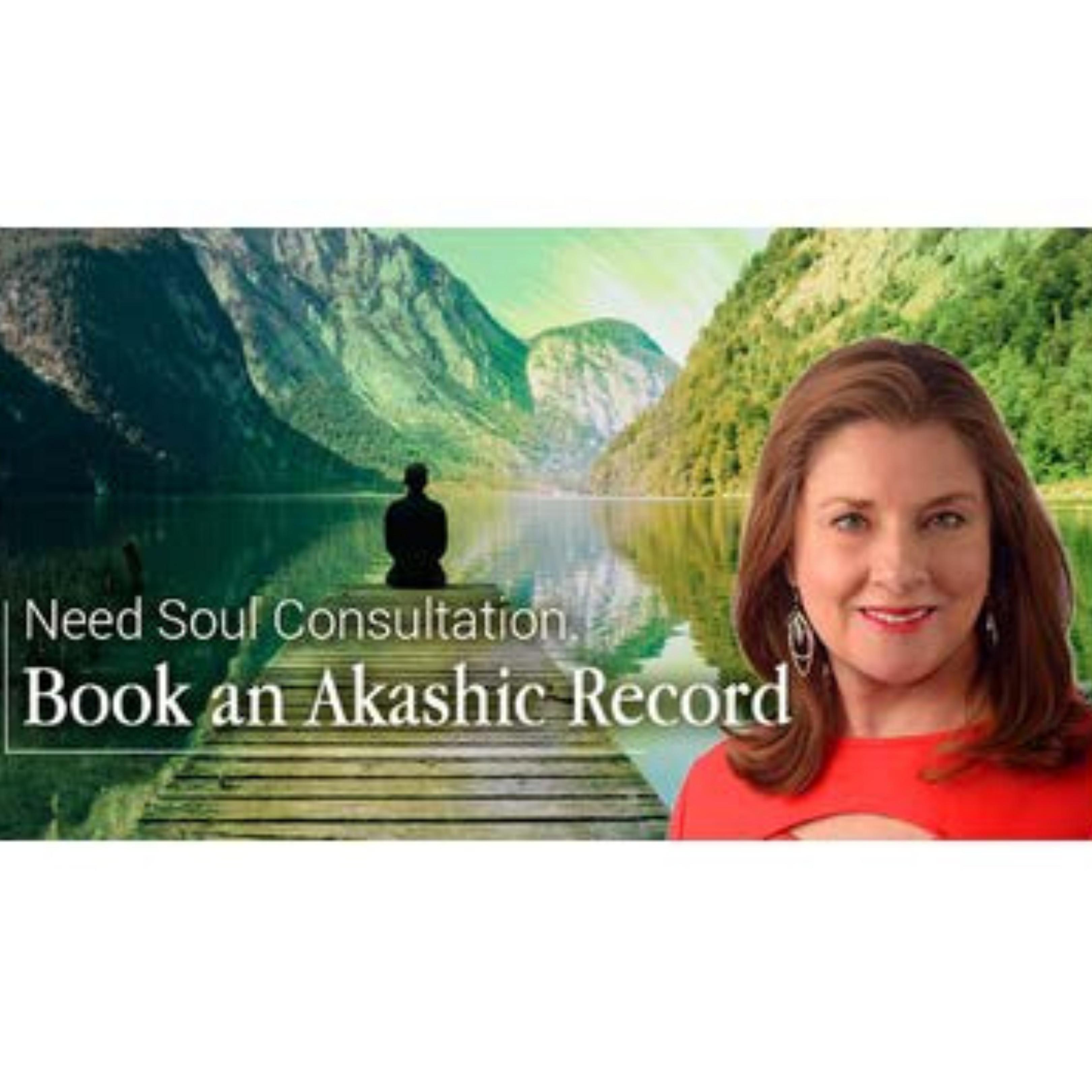 Akashic Record Consultation - 30 minutes