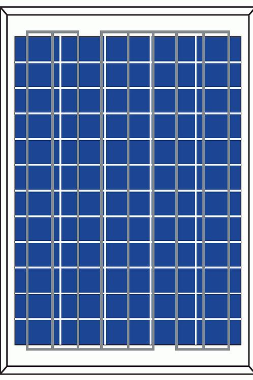 Polycristalline Silicon Module-P6-45/50