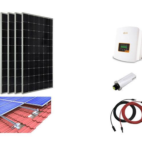 1240W Solar PV System Complete Set for Tiled Roof