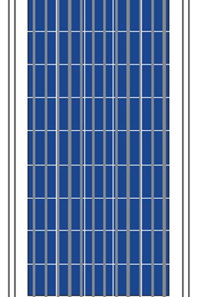 Polycristalline Silicon Module-P6-140/150/160
