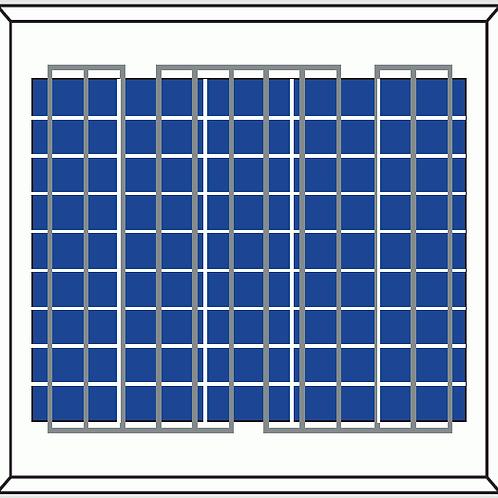 Polycristalline Silicon Module-P6-10