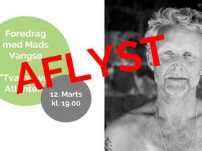 FOREDRAG MED MADS VANGSØ