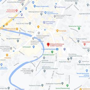 Neue Adresse Schlossmühlestrasse 9 8500 Frauenfeld