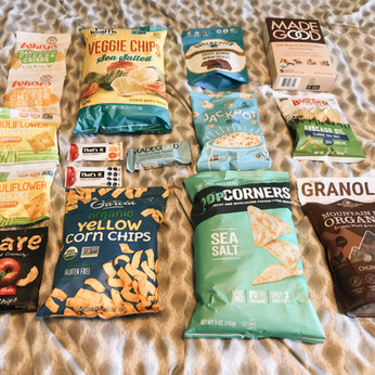 Half A Bite Box: An Honest Nut-Free Snack Review