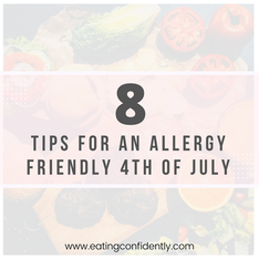 8 Tips for an Allergy-Friendly 4th of July