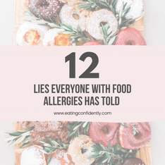 12 Lies Everyone With Food Allergies Has Told