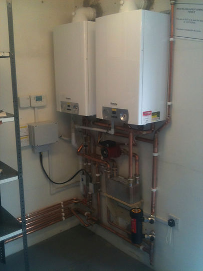 gas safe engineer thetford