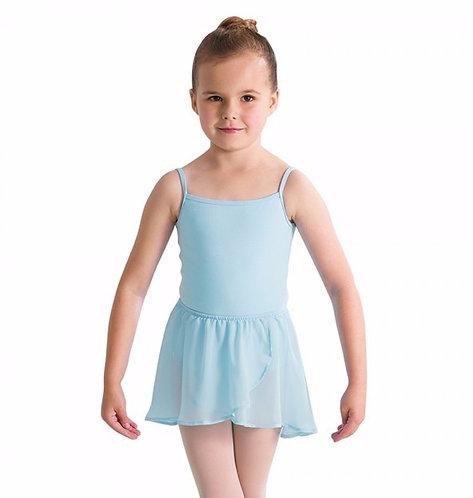 Bloch Girls Barre Stretch Waist Ballet Skirt