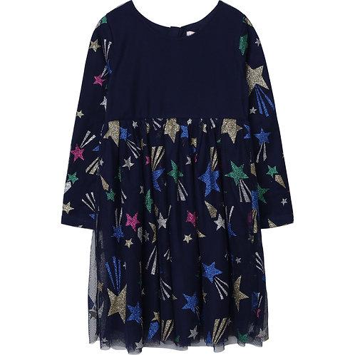BILLIEBLUSH Tulle dress with stars