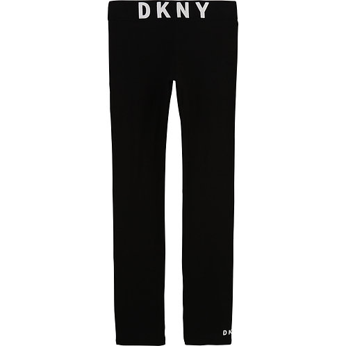 DKNY Cotton Logo Leggings