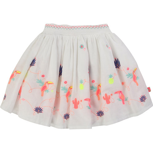 BILLIEBLUSH Girls embroidered skirt