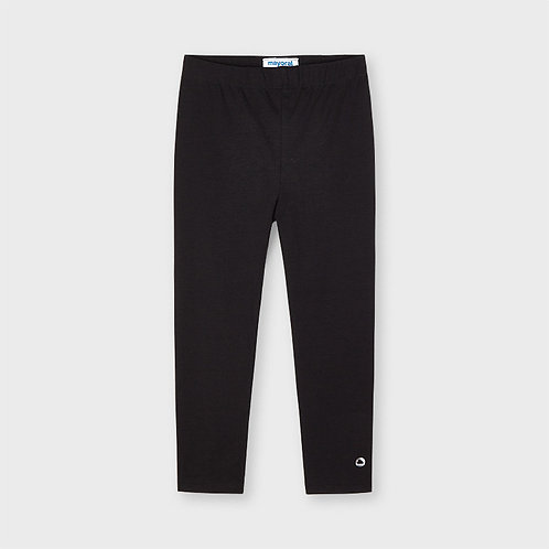 Mayoral Long basic leggings Black