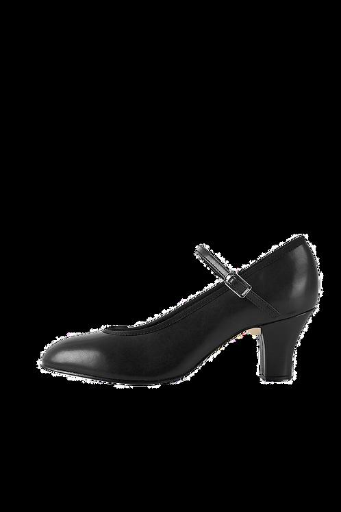 Bloch Ladies Kickline Character Shoes