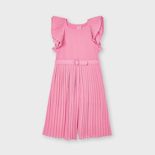 Mayoral chiffon jumpsuit Camellia
