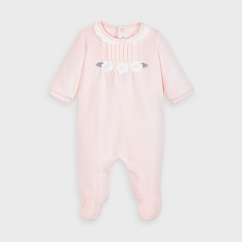 Mayoral Pyjamas in Baby Rose