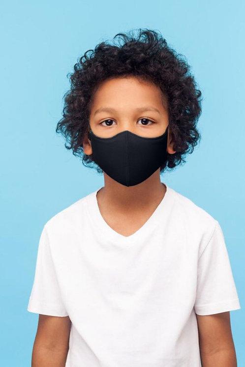 BLOCH B-Safe Childrens Face Mask Black