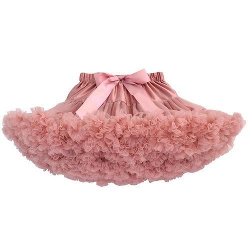Hula Pettiskirt Tutu Skirt: Rose Pink