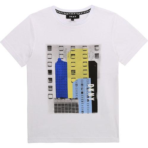 DKNY Boys Organic T-shirt
