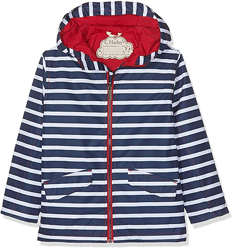 Hatley Boy's Microfiber Rain Jackets Raincoat