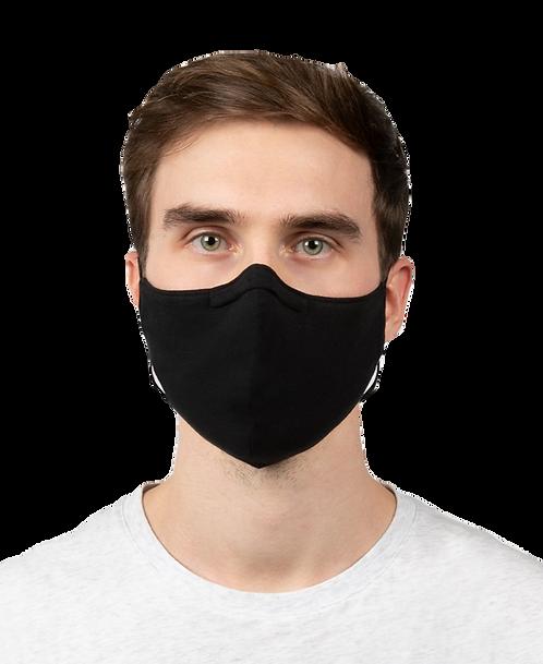 Bloch B-Safe  Adult Lanyard face Mask Black