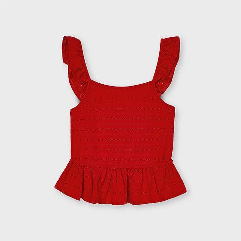 Mayoral sleeveless t-shirt Poppy