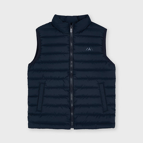 Mayoral Padded body warmer, Gillet for boys