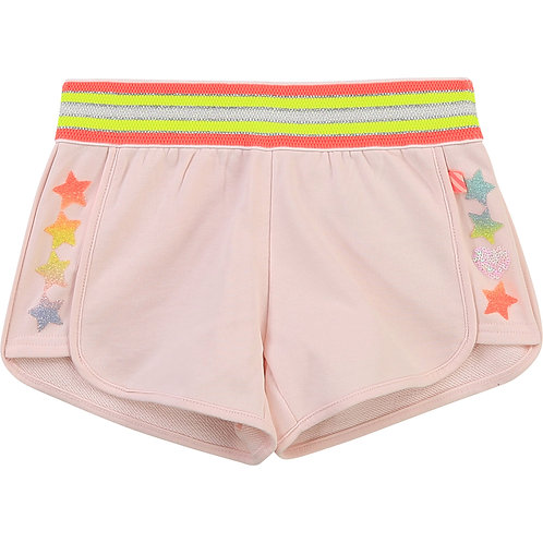Billieblush Cotton Fleece shorts