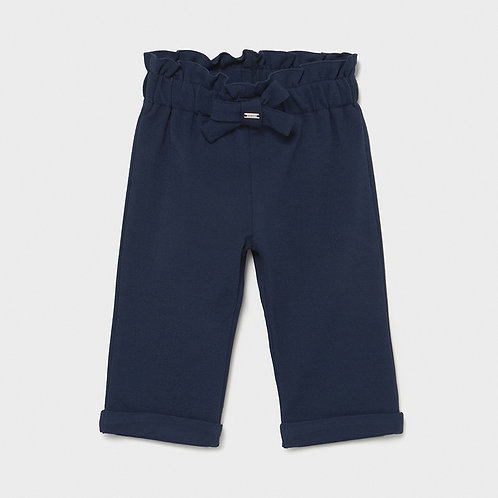 Mayoral Long trousers Navy