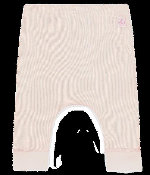 Petit Bateau Baby' Leggings in Pink