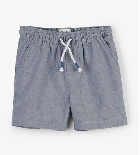 Hatley Chambray Baby Woven Shorts
