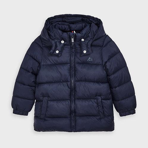 Mayoral Boys Basic school coat for boys in Navy