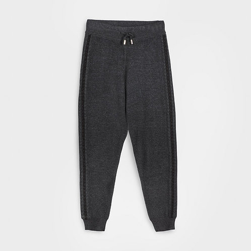 Mayoral Girls Knitted Trousers in Bright Lea