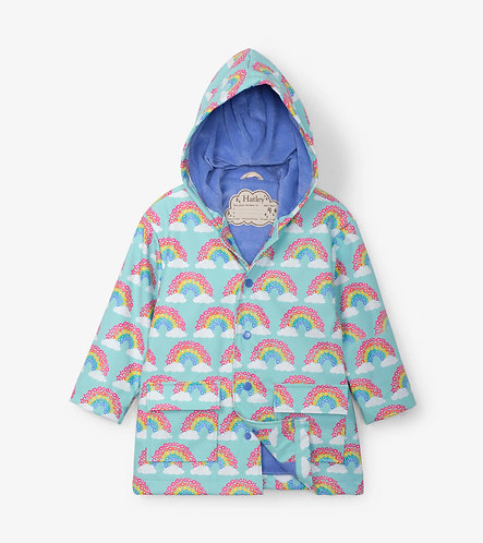 Hatley Magical Rainbows Raincoat