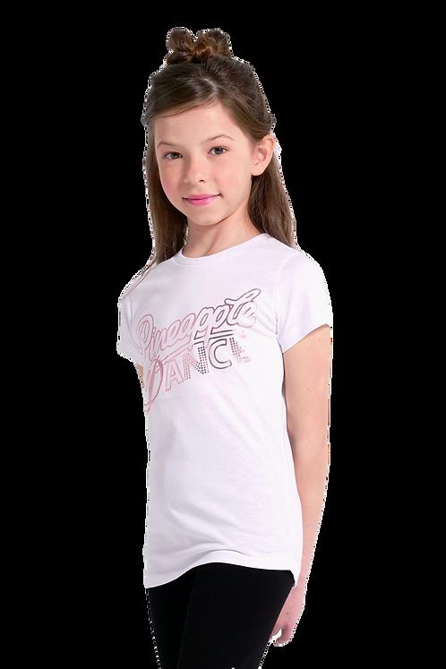 Pineapple Dance T-Shirt- white