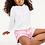 Thumbnail: Tommy Hilfiger Girls  Signature Logo Hoodie-White
