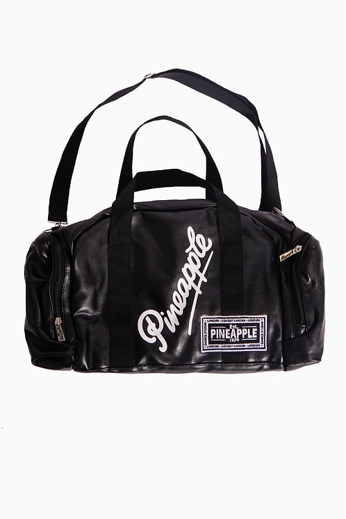PINEAPPLE  BLACK COVENT GARDEN DANCE BAG