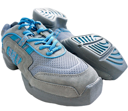 Capezio Groove DS15S Jazz Sneakers BLUE