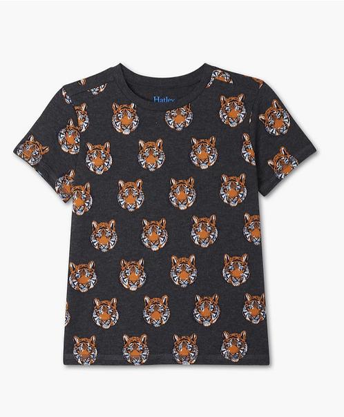 Hatley-Fierce Tigers Graphic Tee