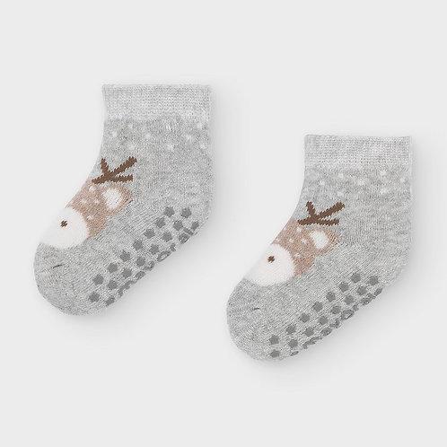 Mayoral Socks in Gray