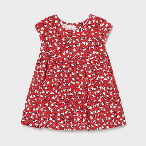Mayoral Printed dress Poppy